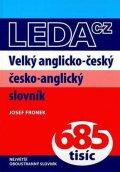 Fronek Josef: Velký anglicko-český a česko-anglický slovník