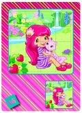 neuveden: Strawberry - Maze game (posouvačka/skládačka)