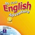 Musiol Mady: My First English Adventure 1 Class CD