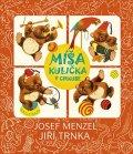 Menzel Josef: Míša Kulička v cirkuse + CD s ilustracemi Jiřího Trnky