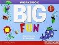 Herrera Mario, Hojel Barbara: Big Fun 1 Workbook w/ Audio CD