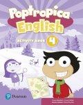 Beddall Fiona: Poptropica English Level 4 Activity Book