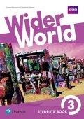Barraclough Carolyn: Wider World 3 Students´ Book