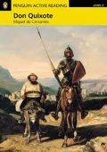 de Cervantes Miguel: PEAR | Level 2: Don Quixote Bk/Multi-ROM with MP3 Pack