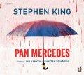 King Stephen: Pan Mercedes - 2 CDmp3 (Čte Jan Kanyza a Kajetán Písařovic)