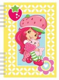 neuveden: Strawberry - školní zápisník A6