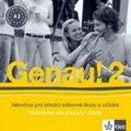 Tkadlečková C., Tlustý P.: Genau! 2 - Němčina pro SOŠ a učiliště - Metodická příručka - CD