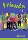 Kilbey Liz: Friends 1 Students´ Book