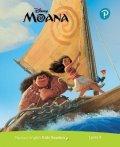 Harper Kathryn: Pearson English Kids Readers: Level 4 / Moana (DISNEY)