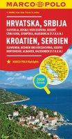 neuveden: Chorvatsko, Srbsko, Slovinsko, Bosna 1:800T//mapa(ZoomSystem)MD