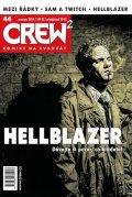neuveden: Crew2 - Comicsový magazín 44/2014