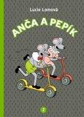 Lomová Lucie: Anča a Pepík 2 - komiks