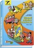 Štíplová Ljuba, Němeček Jaroslav,: Úžasné příběhy Čtyřlístku z let 1984 - 1987 / 7. velká kniha