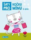 neuveden: Šaty pro Kočku Mínu - Kniha samolepek
