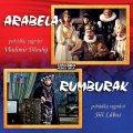neuveden: Arabela a Rumburak - 2 CDmp3