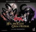 Larssonová Asa, Korsellová Ingela,: Pax 1 & 2 - Hůl prokletí & Grim přízrak - CDmp3 (Čte Jan Vondráček)