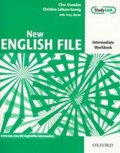 Oxenden Clive: New English File Intermediate Workbook