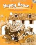 Maidment Stella: Happy House 1 Pracovní sešit s poslechovým CD (3rd)