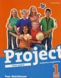 Hutchinson Tom: Project 1 Učebnice (3rd)