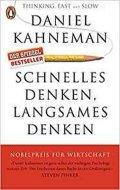 Kahneman Daniel: Schnelles Denken, langsames Denken