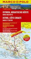 neuveden: Istrie,Chorvat. pobřeží - mapa1:200000