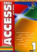 Rachačová Hana: Acces 2003 pro školy