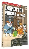neuveden: Inspektor Fousek na stopě - 2 DVD