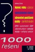 Hruška Vladimír: 1000 řešení 1/2020 Konec roku v účetnictví, Zaměstnávání cizinců - Zaměstná