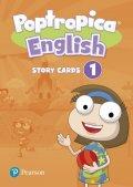 Erocak Linnette: Poptropica English 1 Storycards