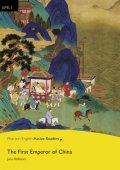 Rollason Jane: PEAR | Level 2: The First Emperor of China Bk/Multi-ROM with MP3 Pack