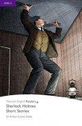 Doyle Arthur Conan: PER | Level 5: Sherlock Holmes Short Stories Bk/MP3 Pack