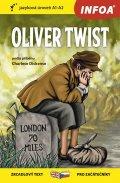 Dickens Charles: Oliver Twist - Zrcadlová četba (A1-A2)