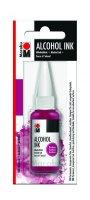 neuveden: Marabu Alkoholový inkoust/tmavě červený 20 ml