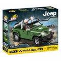 neuveden: Stavebnice COBI 24095 Jeep Wrangler vojenský 135/98 kostek