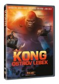 neuveden: Kong: Ostrov lebek DVD
