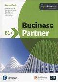 neuveden: Business Partner B1+ Coursebook with Basic MyEnglishLab Pack
