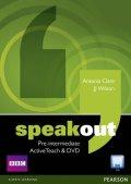 Clare Antonia, Wilson J.J.: Speakout Pre-Intermediate Active Teach