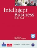 Barrall Irene: Intelligent Business Advanced Skills Book w/ CD-ROM Pack