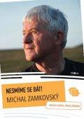 Zamkovský Michal: Nesmíme se bát!
