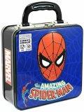 neuveden: Plechový kufřík Spider-Man