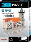neuveden: Staroměstská radnice - 3D puzzle