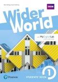 Hastings Bob: Wider World 1 Students´ Book w/ MyEnglishLab Pack
