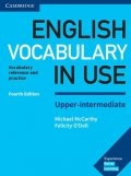 McCarthy Michael, O'Dell Felicity,: English Vocabulary in Use Upper-Intermediate Book with Answers