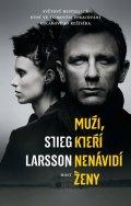 Larsson Stieg: Muži, kteří nenávidí ženy - filmová obálka (Milénium 1)
