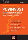 Pelcl Luděk: Povinnosti zaměstnavatele 2020 - Daň z příjmů ze závislé činnosti, Nemocens