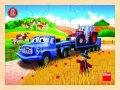 neuveden: Tatra - dřevěné puzzle tahač 20 dílků
