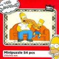 neuveden: The Simpsons: Maxibageta/Mini Puzzle