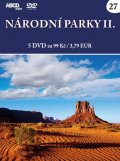 neuveden: Národní parky II - 5 DVD