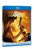 neuveden: Wanted Blu-ray