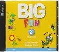 Herrera Mario, Hojel Barbara: Big Fun 2 Class Audio